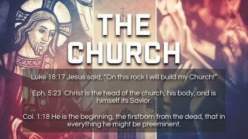 The Church - 9/2/2018