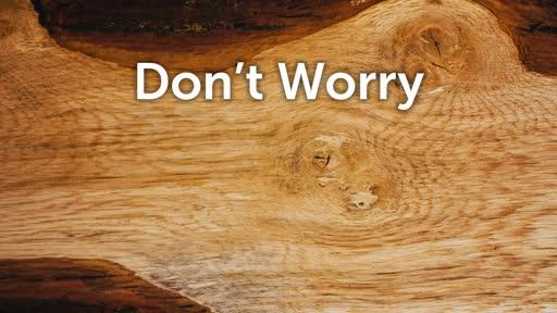 Don't Worry (DJ Moody)