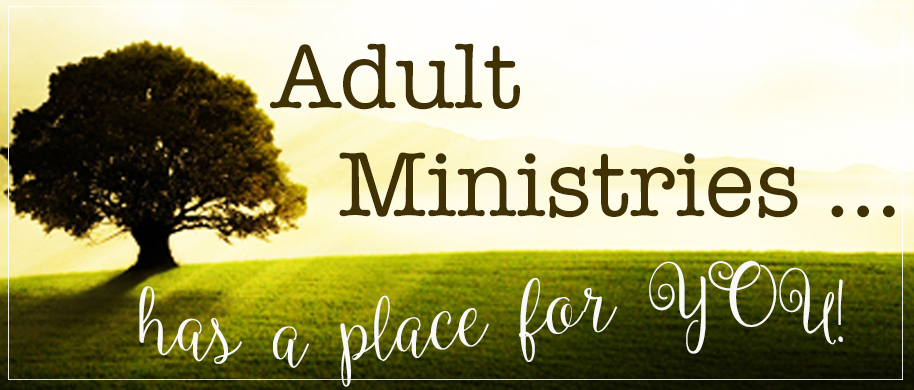 Adult Ministries 01