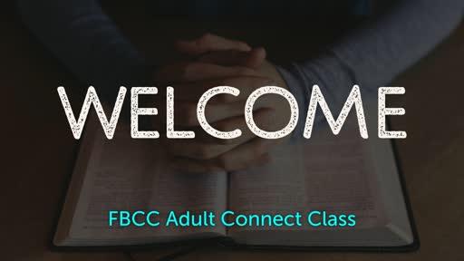 God Calls Abram / Connect Class