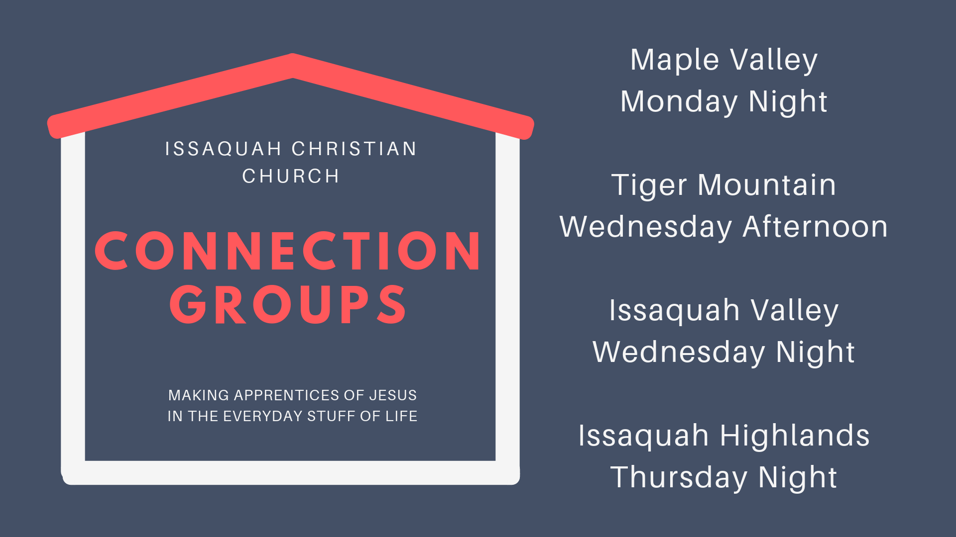 Connectiongroups