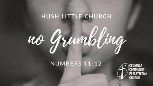 Morning Church September 2, 2018
