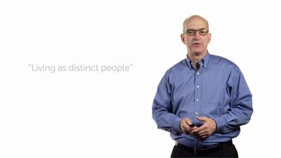 Living as Distinct People, Part 1 (2 Cor 6:14–7:1)
