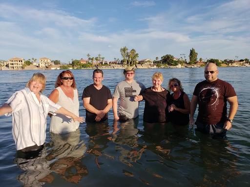 Baptism July 2018