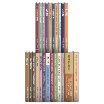 Irving L. Jensen Collection (23 vols.)