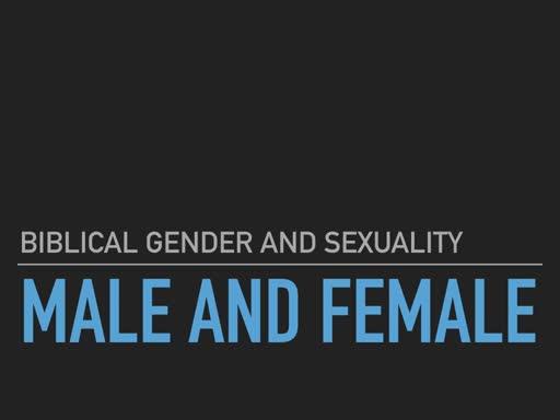 BG&S 5 Male and Female