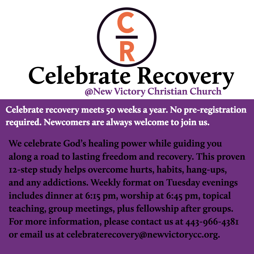 Celebrate Recovery-1