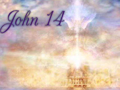 Saturday Service - John 14:1-6 - Don't be troubled!