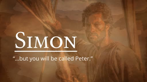 Peter: The Intentionality of the Call