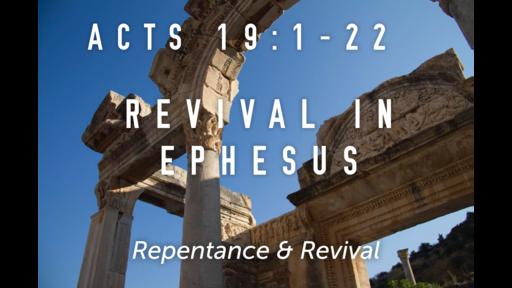 Revival in Ephesus