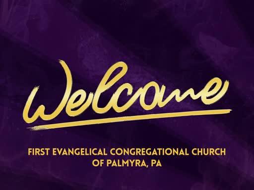 Sunday Worship Sept. 9, 2018