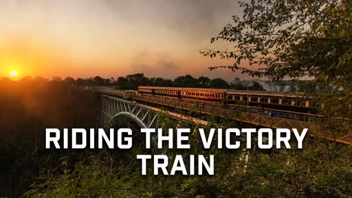 Riding the Victory Train - 9/9/2018