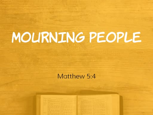 Mourning People
