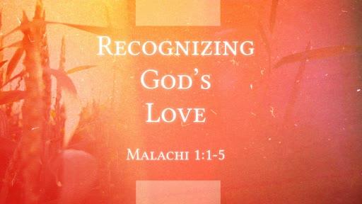 Recognizing God's Love