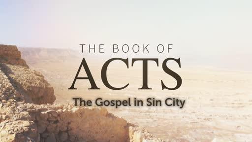 The Gospel in Sin City