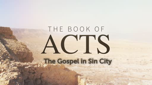 The Gospel in Sin City