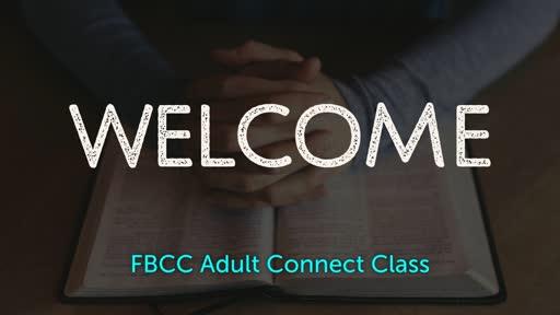 Abram & Lot / Pastor's Connect Class
