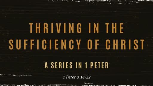 1 Peter 3:18-22