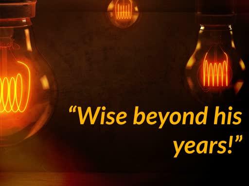 Wisdom: A Light to Understanding