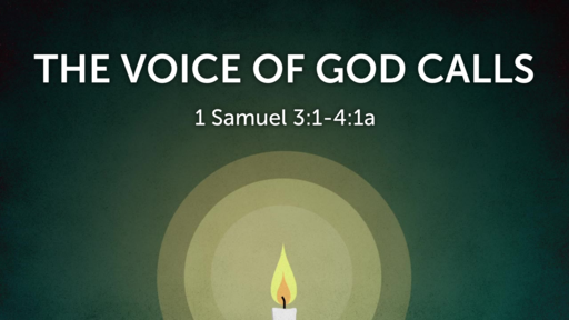 The Voice of God Calls