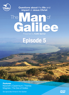 The Man Of Galilee - Episode 5