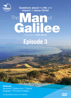 The Man Of Galilee - Episode 3