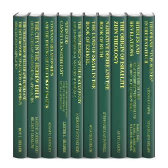 Library of Hebrew/Old Testament Studies 2018 (10 vols.)