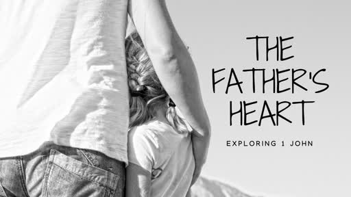 Sunday 16th September AM - The Father's Heart - Exposing the darkness
