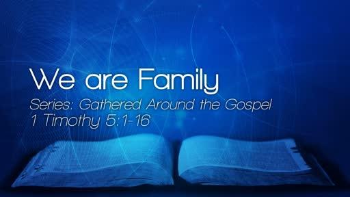 We are Family - September 16, 2018