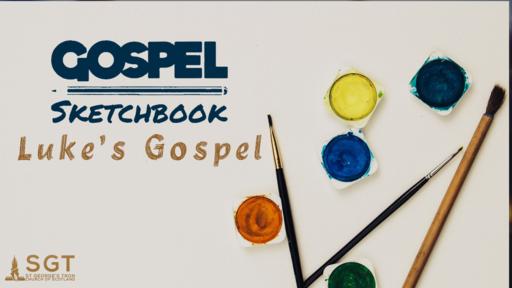 Cafe Church - GOSPEL SKETCHBOOK: The Persistant Widow