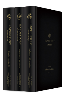 ESV Expository Commentary (3 vols ) | Bible Study at its best