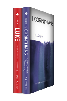 New Covenant Commentary Series Update (2 vols.)