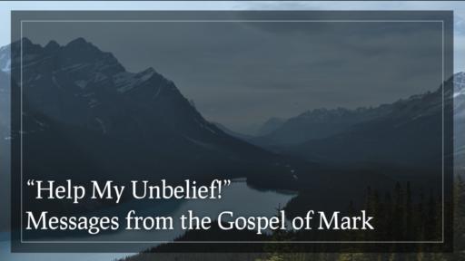 """Show Some Respect"" - Mark 12:1-12"