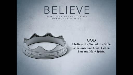 Believe Series Week 3