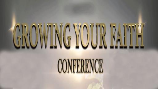 Growing Your Faith (PT 1)