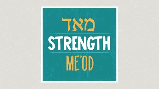 Me'od - Strength
