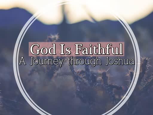 God is Faithful: Sun Stand Still