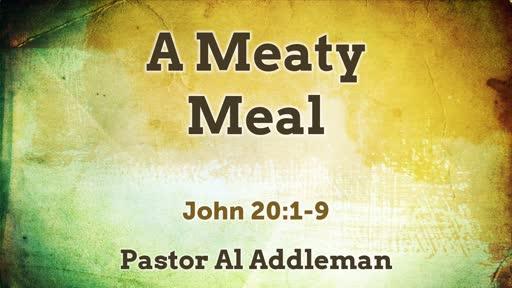 A Meaty Meal