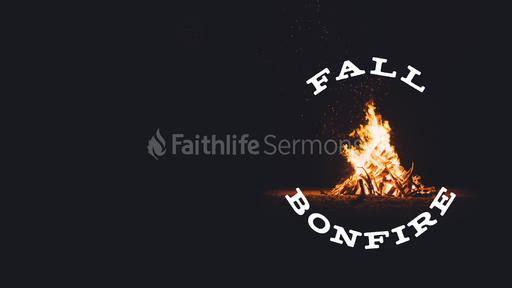 Harvest Bonfire