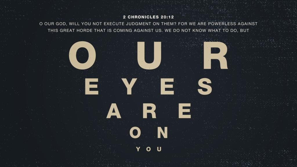 2 Chronicles 20:12 large preview