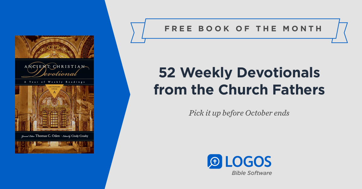 Free Book of the Month | Logos Bible Software - Logos ... Christianbook.com/apps/account/downloads