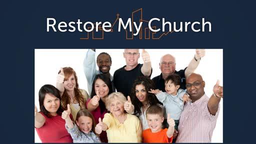 Restore my Church