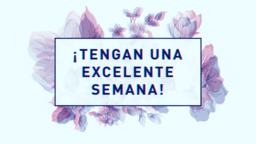 Be Imitators of Christ ¡tengan una excelente semana! 16x9 PowerPoint Photoshop image