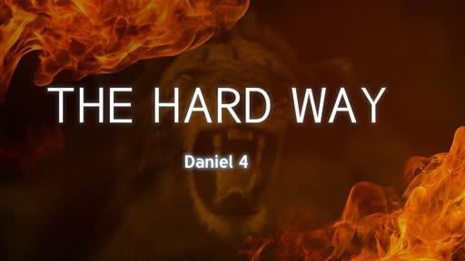 The Hard Way (September 30, 2018)