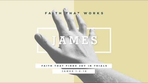 September 30, 2018 - James Pt. 2