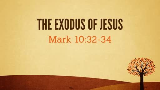 The Exodus of Jesus