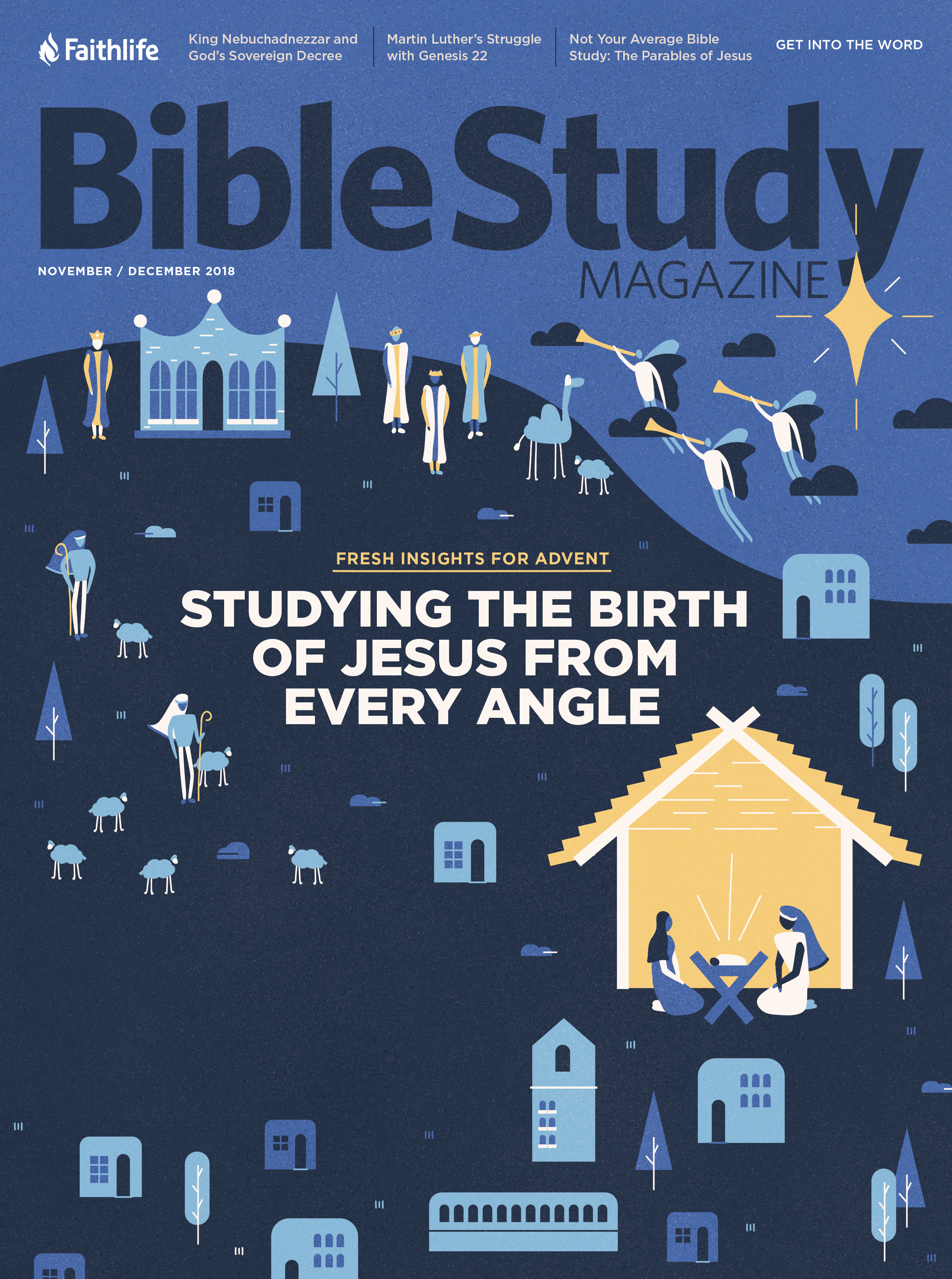 Bible Study Magazine—November–December 2018 Issue