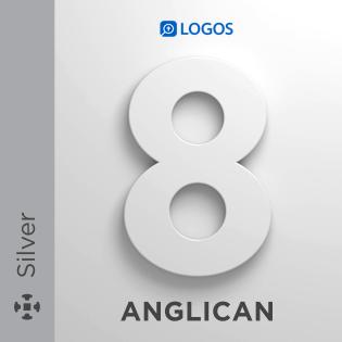 Logos 8 Anglican Silver
