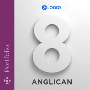 Logos 8 Anglican Portfolio