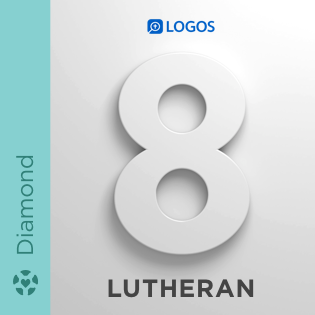 Logos 8 Lutheran Diamond